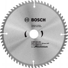 Диск пильный Bosch 230x64x30 по алюминию