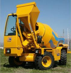 Concrete mixer - Davino Prima 415.2