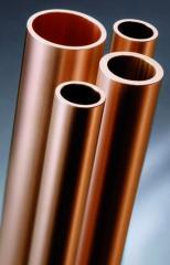Tubes copper