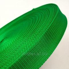 Тесьма сумочная-ременная Sindtex 3см зеленая (СИНДТЕКС-0848)