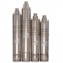 Pumps are borehole multistage. The pump borehole
