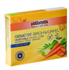 Naturata Бульонные кубики овощные без добавления