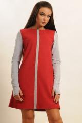 Платье Ри Мари Киви ПЛ 30.1-99/15 50 вишня