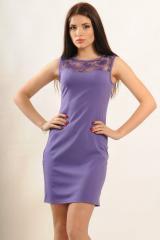 Платье Ри Мари Кашибо ПЛ 5.1-67/15 52 фиолет