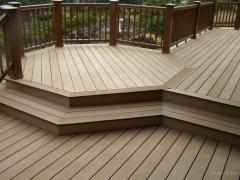 Boards are terrace