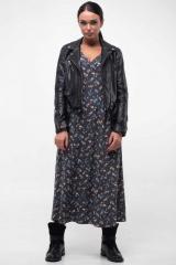 Платье Ри Мари Луиза ПЛ 16.2-82/19 42 графит