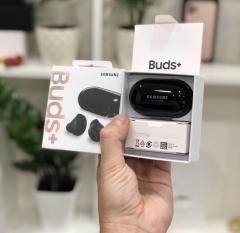 Наушники Samsung Galaxy Buds Plus вакуумные беспроводные с микрофоном