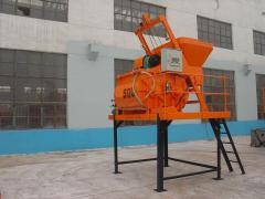 Concrete mixer two-shaft rotor TITAN 750 M