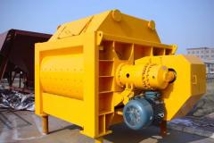 Concrete mixer two-shaft rotor TITAN 2000 M