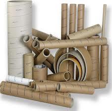 Tubas are cardboard
