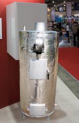 Котел водяного опалення ПОТ-25 КЕ