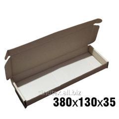 Самосборные картонные коробки (гофротара)