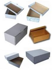 Boxes for footwear