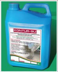 KONTUR SU - a curing delay mechanism for concrete