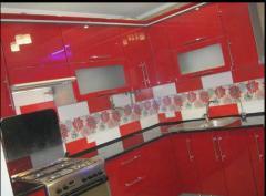 Кухни, кухни из крашеного фасада Львов, Стрый,