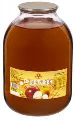 Сок яблочный СКО
