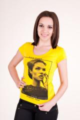 T-shirt 221J (yellow, lime, white)