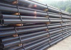 Pipe seamless holodnokatanny steel