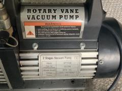Вакуумный насос двухступенчатый 340 л/мин VP-2100
