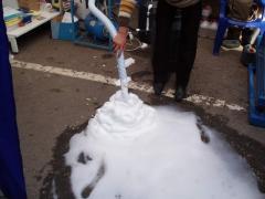 KONTUR-FOAM - frother for foam concrete of