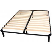 Framework for a bed double