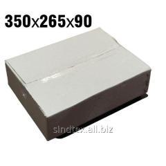 2кг 350х265х90 Картонные коробки бурые 50шт (гофроящики) (гтс-003)