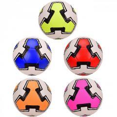 Мяч футбол FB2041 (30шт) размер 5, 420 грамм, 5