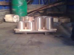Bronze molding Plug Bronze OTsS555