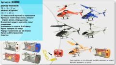Вертолет аккум р|у 33008 (24шт|4) 5 цветов, ...
