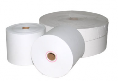 Tape paper for ATMs and POS terminals