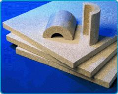 Плиты вермикулитовые теплоизоляционные для