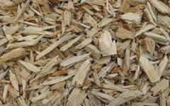 Щепа, сырье древесное