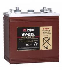 Гелевый аккумулятор Trojan 6V-GEL