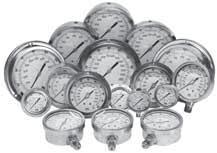 Манометры - системы измерения давления...