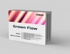 Grown Flow (Гровн Флов) - капсулы для роста...