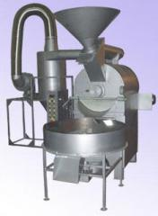 The furnace for frying (gas), PSZh-G30B-MO,