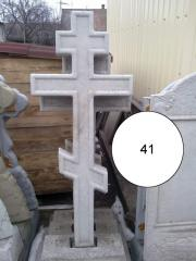Кресты могильные
