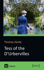 Книга Tess of the d'Urbervilles: A Pure Woman