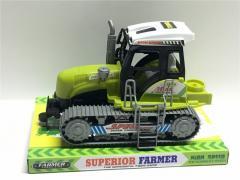 Трактор инерц. 668 (72шт|2) под слюдой...