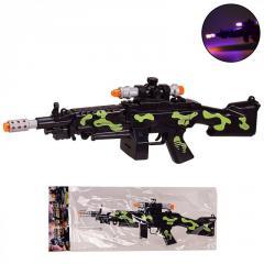 Оружие 999S-19A (144шт 2) свет, звук, в...