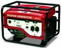 Бензиновый генератор Daishin SEB 7000 HSa 5,5 кВа