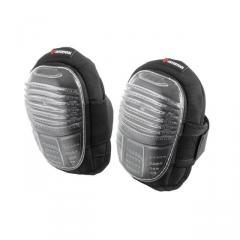 Наколенники защитные, противоскользящие накладки из ПВХ, ткань 600D, гелевые подушки, неопреновые ремни INTERTOOL SP-0051