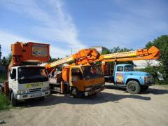 Автокраны в Одессе