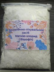 Бишофит (хлорид магния) раствор для ванн
