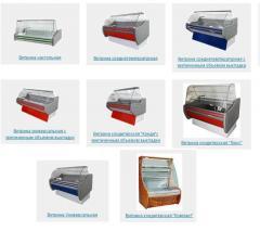 Show-windows freezing | Tsikl manufacturing