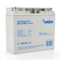 Акумулятор Merlion AGM GP12170M5 12 V 17Ah