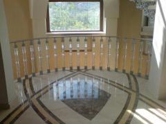 Floors marble