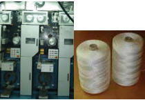 Ballistic polyethylene material of Daynim