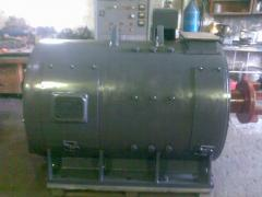 I will sell an el.dvigatel of potoyanny current of