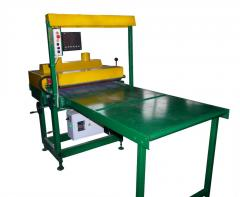 Edge milling machines